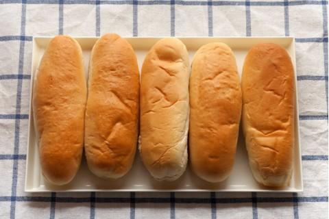طريقة تحضير عيش الفينو ( خبز الصمون )